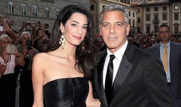 George Clooney – Amal Alamuddin: Οι εορτασμοί για το γάμο τους θα συνεχιστούν στην Αγγλία!   tlife.gr