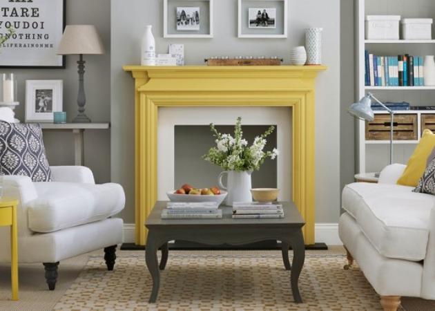Έξυπνοι τρόποι να ανανεώσεις το σαλόνι σου! | tlife.gr