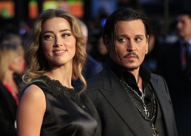 Θερμό επεισόδιο στο δικαστήριο για τον Johnny Depp και την Amber Heard!
