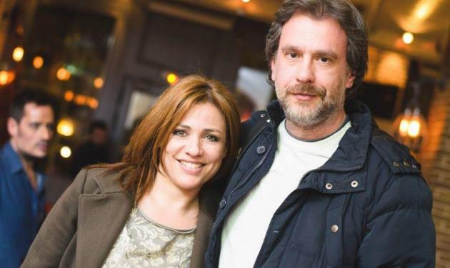 Μαριάννα Τουμασάτου – Αλέξανδρος Σταύρου: Ερωτευμένοι όσο ποτέ σε βραδινή έξοδο! Φωτογραφίες | tlife.gr