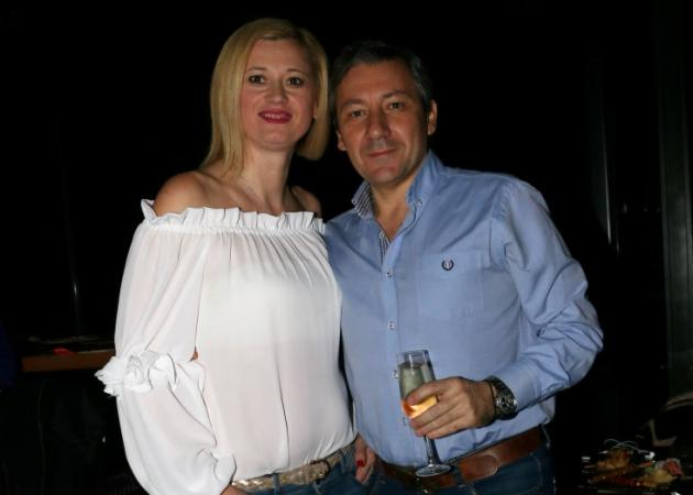Ραχήλ Μακρή: Βραδινή έξοδος με τον σύζυγό της! [pics] | tlife.gr