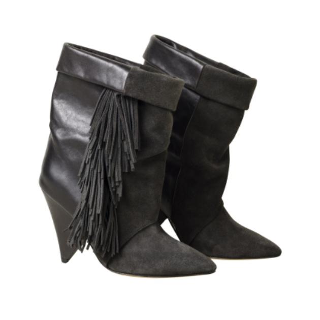 13 | Μποτάκια Isabel Marant for H&M
