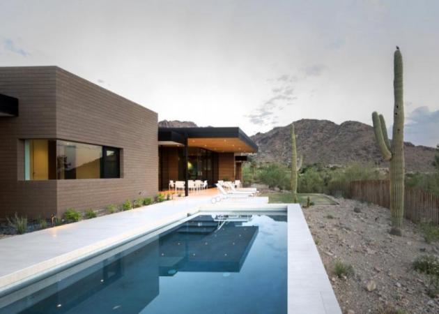 Arizona dreaming! Ένα σπίτι με κάκτους και μοντέρνα αισθητική!