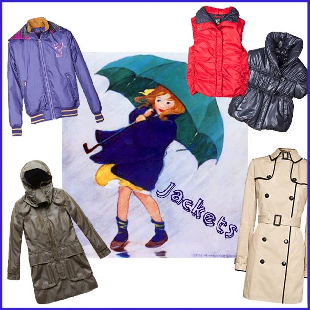 1 | Jacket για την βροχή