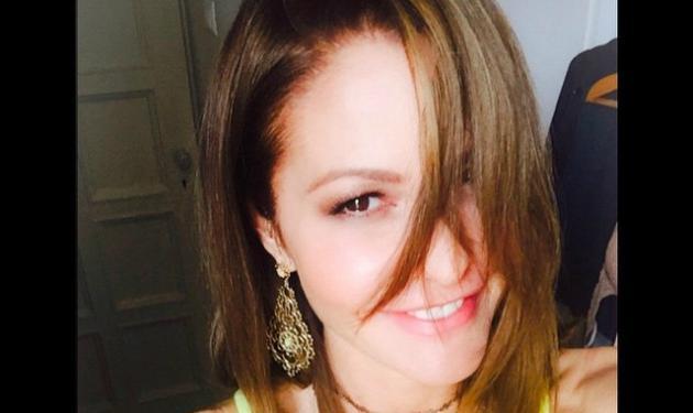 Τζένη Μπαλατσινού: Διασκέδασε μαζί με φίλους!