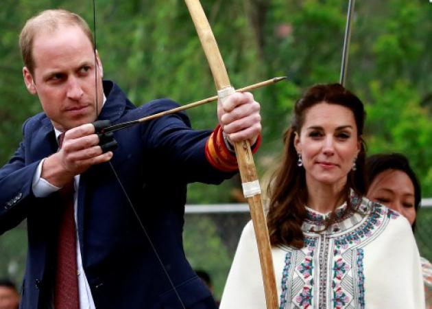 Άφωνη η Kate Middleton με το τραγούδι στον William! «Έχεις μεγάλη μύτη, ελπίζουμε και μεγάλα προσόντα» | tlife.gr