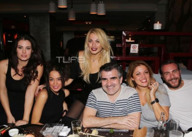 Οι celebrities που δείπνησαν στο κέντρο της Αθήνας! | tlife.gr