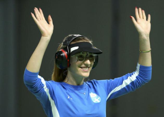 Ολυμπιακοί Αγώνες 2016: Σχεδόν τέλεια! Βολές για χρυσό από Κορακάκη