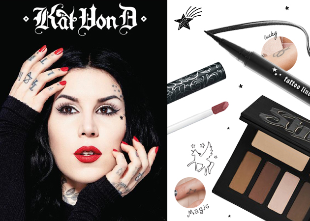 Τα Kat Von D ήρθαν στην Ελλάδα ε-πι-τέ-λους! Ποια είναι τα best seller για να ξέρεις τι να αγοράσεις! | tlife.gr