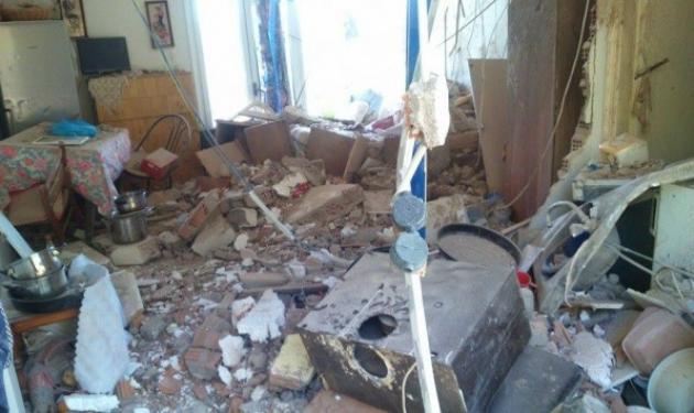 Λευκάδα: Αυτό είναι το σπίτι που σκοτώθηκε η γυναίκα από τον σεισμό