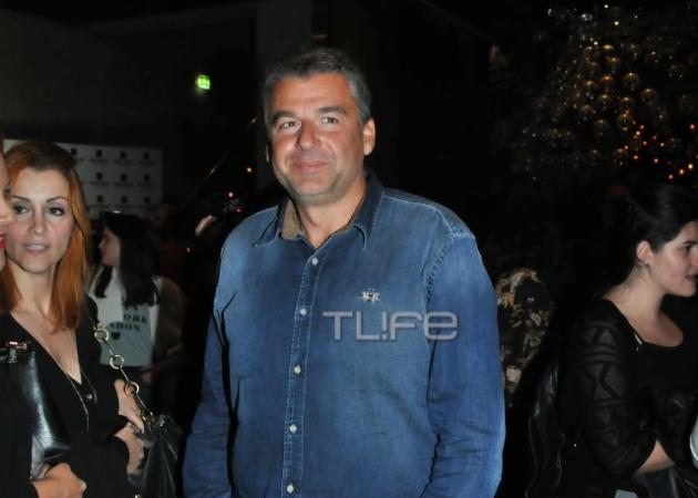 Γιώργος Λιάγκας: Χωρίς την Φαίη στο θέατρο! | tlife.gr