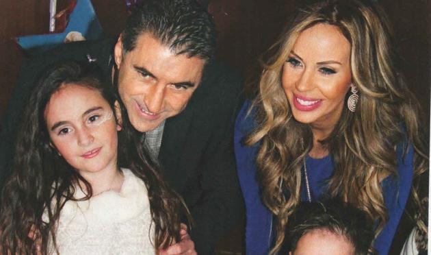 Ιωάννα Λίλη – Θοδωρής Ζαγοράκης: Το παραμυθένιο πάρτυ για τα γενέθλια της κόρης τους! Φωτογραφίες