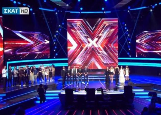 X Factor  Αυτοί είναι οι διαγωνιζόμενοι που αποχώρησαν στο πρώτο live!  e64d08051b5