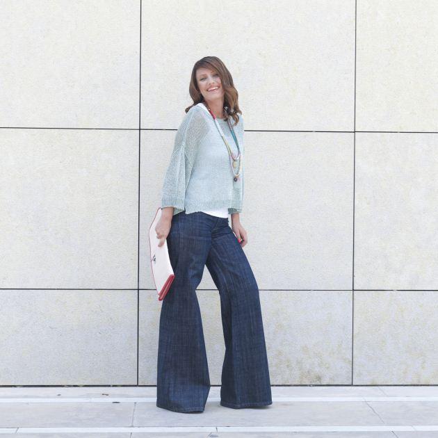 7   Η τζιν παντελόνα φορεμένη σωστά