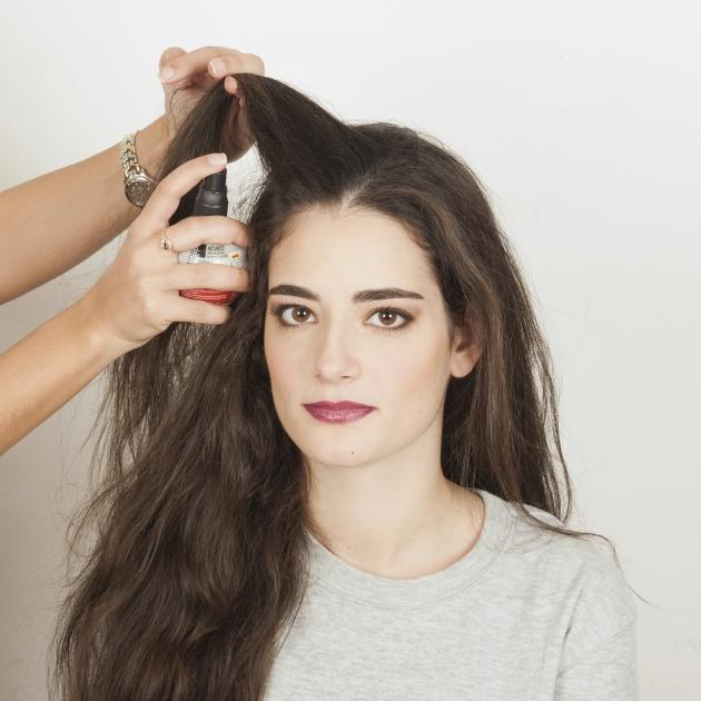 11   Μαλλιά: βήμα 1