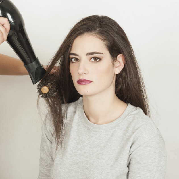 10   Μαλλιά: βήμα 2