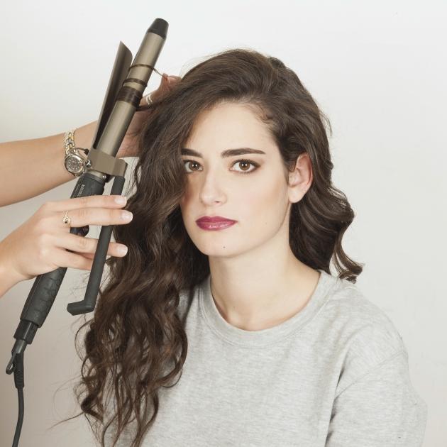 12   Μαλλιά: βήμα 3