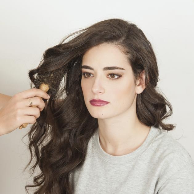 13   Μαλλιά: βήμα 4