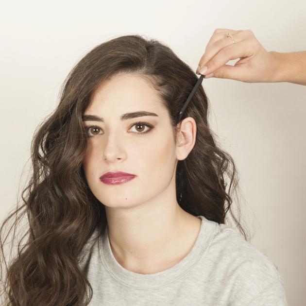 14   Μαλλιά: βήμα 5