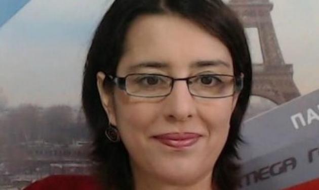 Η δημοσιογράφος Μαρία Δεναξά έκανε τον Ολάντ και την Μέρκελ να παγώσουν! | tlife.gr