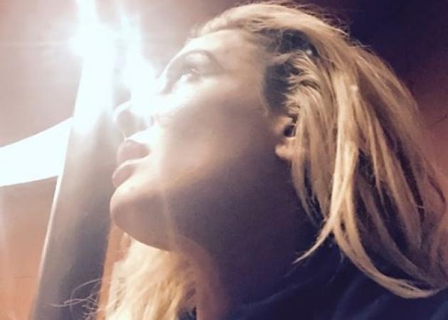 Δήμητρα Ματσούκα: Η φωτογραφία με την… Παναγία που προκαλεί αντιδράσεις! | tlife.gr