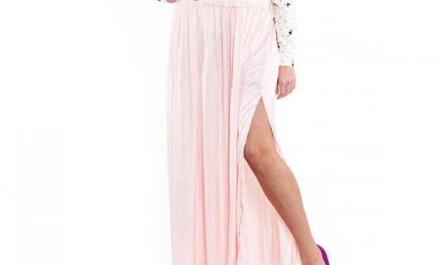 Αυτή η maxi ροζ φούστα θα δώσει τον ανοιξιάτικο αέρα που χρειάζεται η γκαρνταρόμπα σου! | tlife.gr