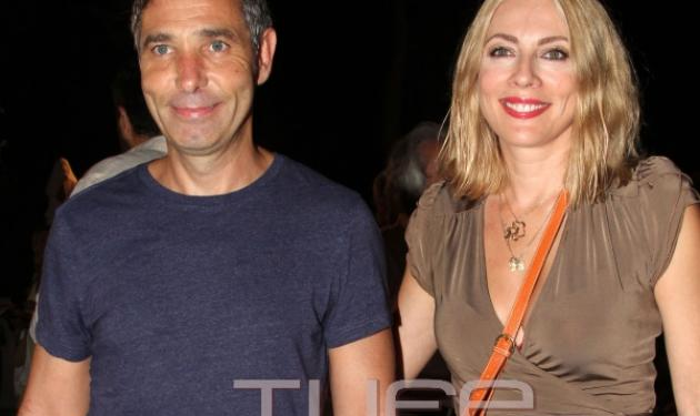 Πλήθος διασήμων στο Ηρώδειο για την παράσταση – αφιέρωμα στη Μελίνα Μερκούρη! Φωτογραφίες
