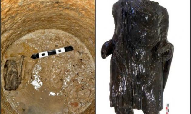 Βρήκαν αρχαιολογικούς θησαυρούς, σκάβοντας για το Μετρό του Πειραιά | tlife.gr