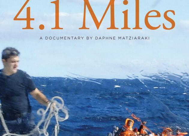 «4,1 Miles» μέχρι τα Οσκαρ! Το συγκλονιστικό ντοκιμαντέρ για το προσφυγικό διεκδικεί το χρυσό αγαλματάκι… | tlife.gr