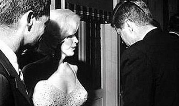 Στο σφυρί η φωτογραφία του Kennedy και της Monroe! | tlife.gr