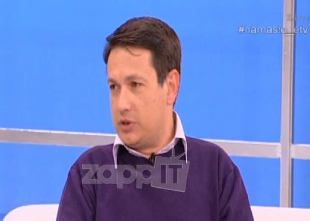 Σταύρος Νικολαΐδης: Οι δυσκολίες που πέρασαν με την σύζυγο του