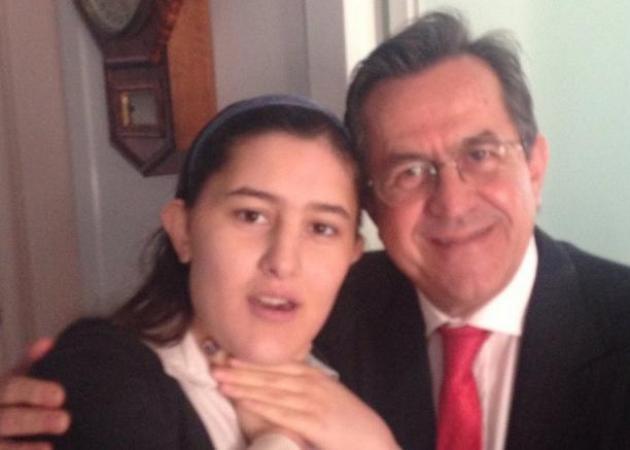 Νίκος Νικολόπουλος: Με τα μάτια της αδικοχαμένης κόρης του Νίκης θα βλέπουν δύο άνθρωποι