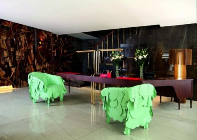Νew Hotel by Campana Brothers | tlife.gr