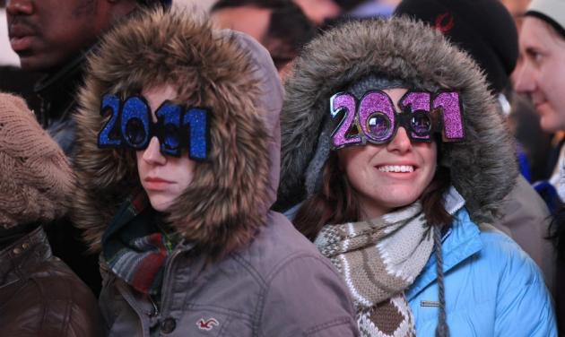 Όλος ο πλανήτης υποδέχθηκε το 2011! Δες βίντεο | tlife.gr