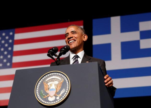 Ομπάμα στην Αθήνα Live – Εγώ ξέρω τι θυσίες κάνατε! Ζήτω η Ελλάς! | tlife.gr
