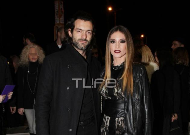 Αθηνά Οικονομάκου: Πρεμιέρα με τον σύντροφό της στο πλευρό της! | tlife.gr