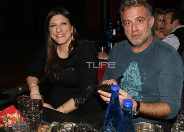 Ζωή Κωνσταντοπούλου: Βραδινή έξοδος παρέα με τον Πασχάλη Τσαρούχα! | tlife.gr