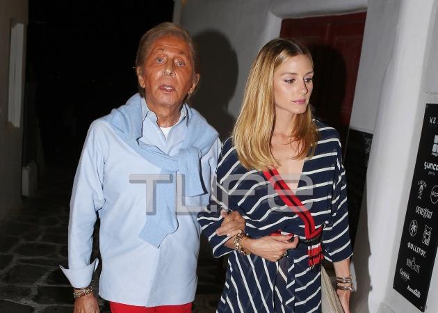 Ποια Ελληνίδα πολιτικός φόρεσε το ίδιο φουστάνι με την Olivia Palermo πριν από εκείνη; Φωτογραφίες | tlife.gr