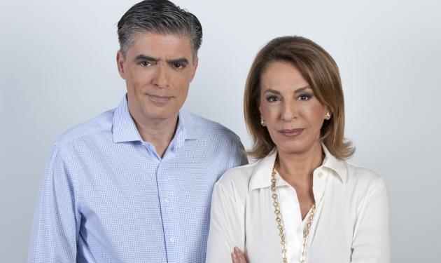 OΝline: Η νέα πολιτική εκπομπή της Όλγας Τρέμη και του Νίκου Ευαγγελάτου!   tlife.gr