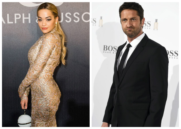 Rita Ora – Gerard Butler: Τι τρέχει ανάμεσά τους; | tlife.gr