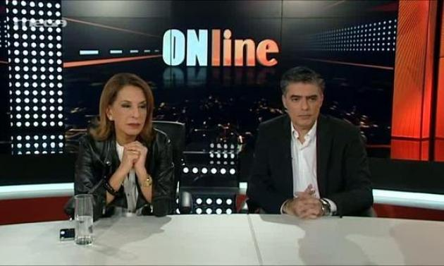 «ONline»: Ο Αντώνης Σαμαράς δίνει την πρώτη του συνέντευξη μετά τις εκλογές! | tlife.gr