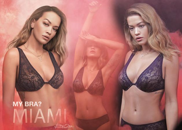 Miami Bra: Η νέα συλλογή της Rita Ora για την Tezenis μόλις κατέφθασε | tlife.gr