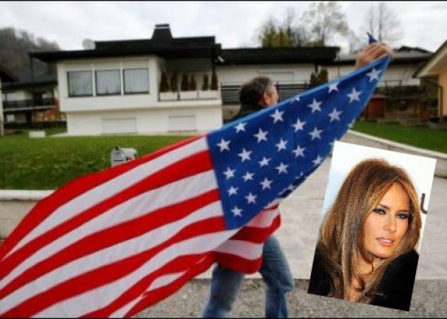 Melania Trump: Οι πανηγυρισμοί στο χωριό της Πρώτης Κυρίας στη Σλοβενία και η ελπίδα να μπει στον παγκόσμιο χάρτη!