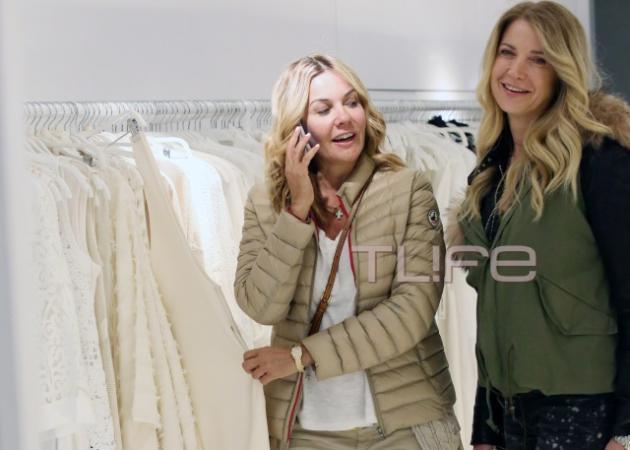 Χριστίνα Παππά: Ψώνια και βόλτες στo νησί των ανέμων! | tlife.gr