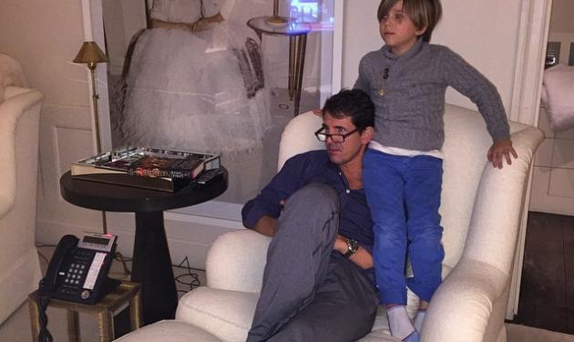 Marie Chantal: Μας δείχνει ποιο είναι το πρώτο πράγμα που κάνει ο Παύλος το πρωί! | tlife.gr