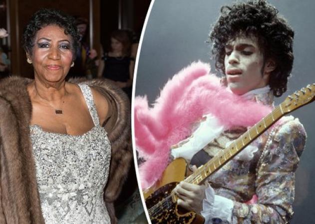 Αretha Franklin: Ίσως ο Prince πέθανε από τον ιό Ζίκα! | tlife.gr