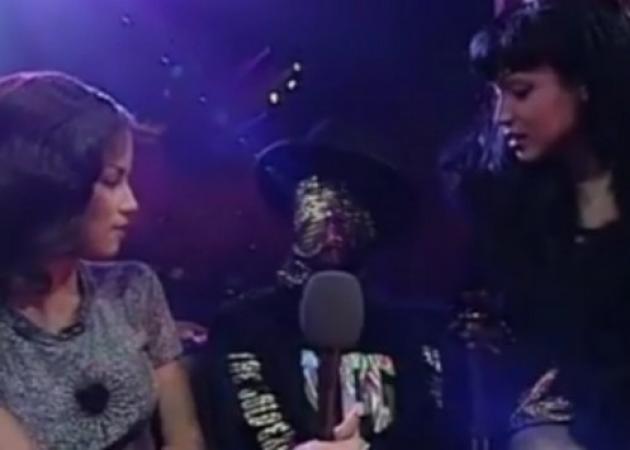 Prince: Είχε δώσει συνέντευξη χωρίς να μιλάει και φορώντας μάσκα! | tlife.gr