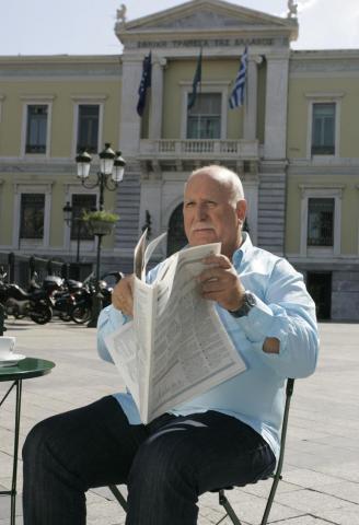 Γιώργος Παπαδάκης: Τον… προσκυνούν στον ΑΝΤ1! Μάθε το γιατί.