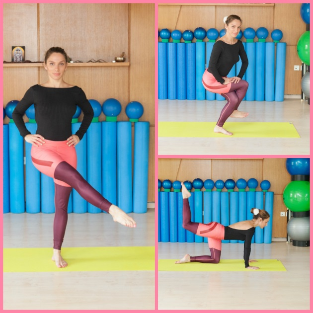 1 | Ασκήσεις για να εφαρμόζει τέλεια το skinny jeans ή το σορτς σου!