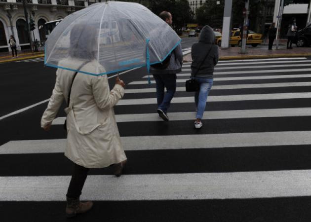 Καιρός: Πού θα έχει βροχές και καταιγίδες την Παρασκευή | tlife.gr